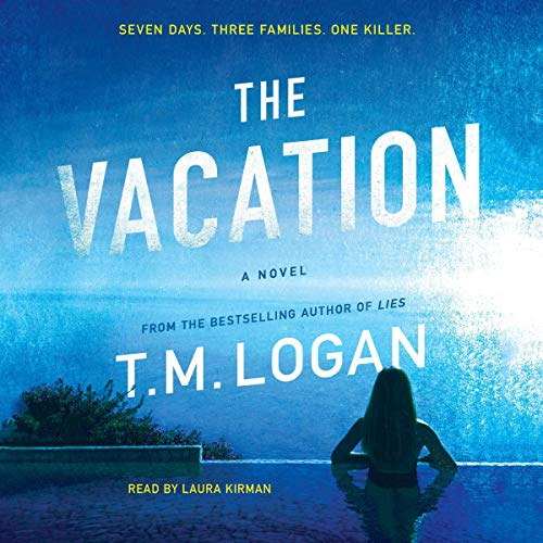 The Vacation audiobook cover art