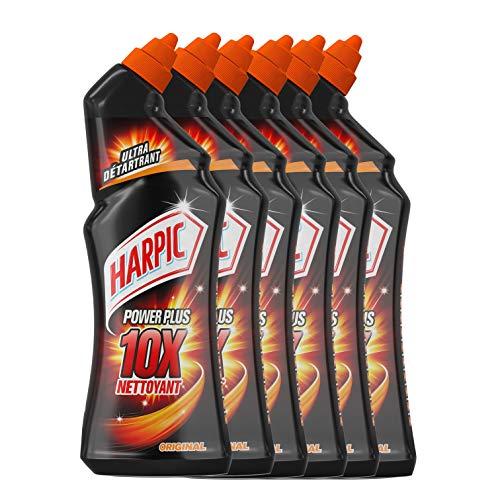 Harpic Power Plus Reiniger 750 ml , 6er Pack