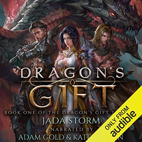 Dragon's Gift Audiobook By Jada Storm cover art