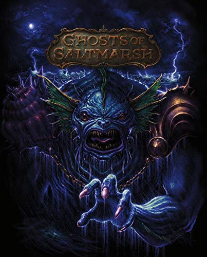 Dungeons & Dragons: Ghosts of Saltmarsh (Limited Edition Cover)