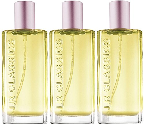 LR Classics Valencia Eau de Parfum für Frauen (3x 50 ml)