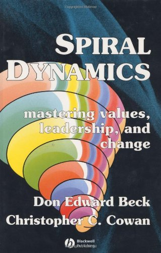 Spiral Dynamics: Mastering Values, Leadership and Change (Developmental Management)