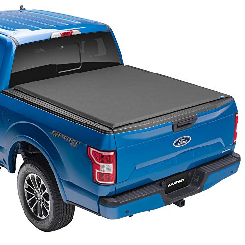 Lund Genesis Elite Roll Up Soft Roll Up Truck Bed Tonneau Cover | 96872 | Fits...