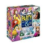 Diset - Party & Co Disney princesas - Juego de mesa infantil a partir de 4 años