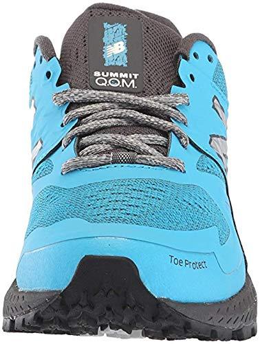 New Balance Summit KOM, Zapatillas de Running para Asfalto Mujer, Azul (Polaris/Magnet BW Black), 37 EU
