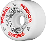 Powell Peralta WSBAPPG26497W4 - Rueda de Skateboard, Color Blanco, Talla 64 mm