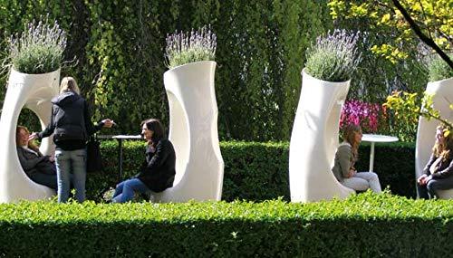 イタリア製デザイナーズプランター ホリー・オール ラッカーカラー(光沢仕上げ) (高さ200cm) セラルンガ SD-960 Serralunga Designers Holly All オブジェ チェア
