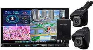 KENWOODケンウッドMDV-M906HD+DRV-MN940ハイレゾ再生HDパネル搭載彩速ナビ+前後方録画対応ドライブレコーダーセット