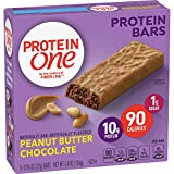 Protein One, Peanut Butter Chocolate, 60 Bars