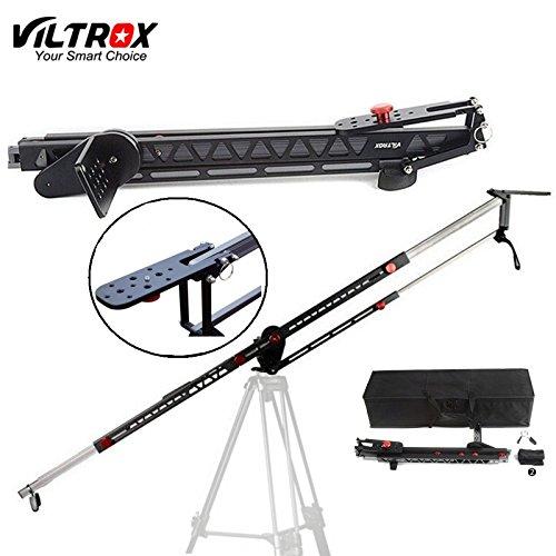 "VILTROX® 300cm / 118 ""Professionelle faltbare Teleskop-Aluminium-Legierung Kamera Video Kran Jib Arm für Canon Nikon Sony Pentax Olympus DSLR"