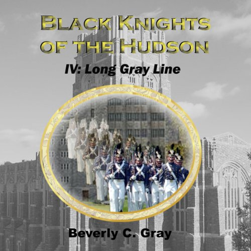 Long Gray Line audiobook cover art