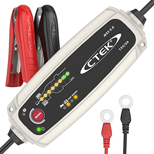CTEK MXS 5.0 Battery Charger with Automat ...