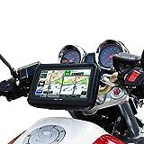 バイク用 ポータブルナビ バイクナビ 防水 7インチ ナビ カーナビ 2021年版 3年 地図更新無料 オービス マップ NV-A001E-SET4