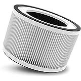Arshiner 空気清浄機 交換フィルター HEPAフィルター 花粉対策 4段階浄化 消臭 集埃 抗菌 微細粒子99.97%除去可 タバコ ペット 生活臭 PM2.5 ホコリ 対策