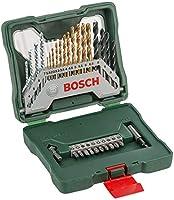 Bosch X/Line 30 Parça Titanyum Aksesuar Seti