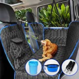 Best Dog Seat Covers - [Upgraded Version] Dog Car Seat Cover for Back Seat Review