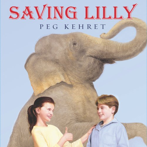 Saving Lilly cover art