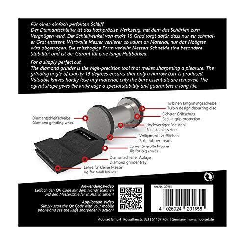 Edelstahl Rollschleifer von Seecode - 6