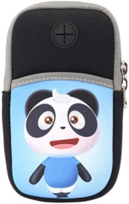 TYUXINSD Convenience Cute Cartoon Running A Phone Key Columbus OFFicial site Mall Bag Mobile
