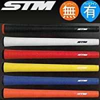 STM(エスティーエム) ゴルフグリップ М-2 イエロー バックラインあり 103