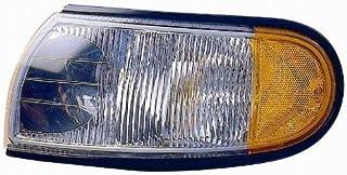 Depo Nissan Quest/Mercury Villager unidad de repuesto de lámpara de estacionamiento/marcador lateral sin foco, Lado de pasajero (derecho)