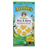 Annie's Homegrown, Mac And Bees Organic, 6 Ounce