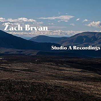 Studio A Recordings (Live)