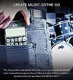 Teenage Engineering PO-12 Pocket Operator Rhythm Drum Machine Bundle with Blucoil 3-Pack of 7