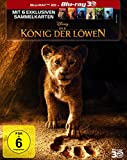 Der König der Löwen – Neuverfilmung 2019 [Limitierte 3D Blu-ray]