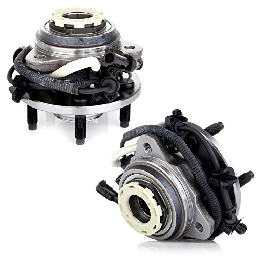 SCITOO Front Wheel Bearing Assembly Fit 1998-2000 For Ford Ranger 1998-2000 For...