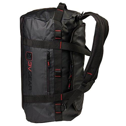 3V Gear Smuggler Adventure Duffel Bag – Heavy Duty Gear Bag