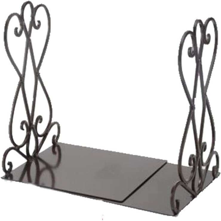 Popular brand in the world Bookshelf Vintage Metal Bookends Bronze Cheap bargain for Book Heavy Ends