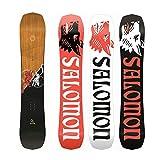 SALOMON(サロモン) スノーボード 板 ボード メンズ ASSASSIN (アサシン) 2020-21年モデル L41202900 150cm
