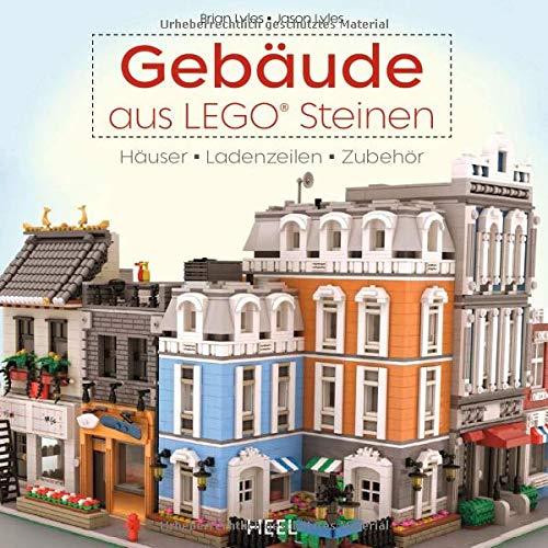 Gebäude aus LEGO® Steinen: Häuser, Ladenzeilen, Zubehör