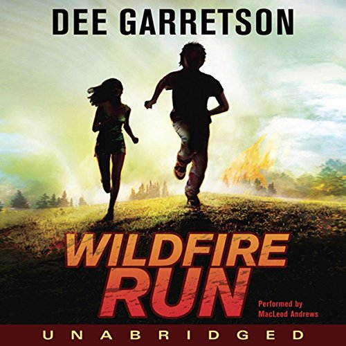 Wildfire Run audiobook cover art