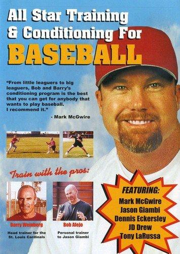 All Star Training & Conditioning Baseball [Reino Unido] [DVD]