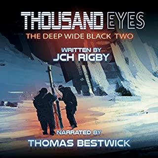 Thousand Eyes audiobook cover art