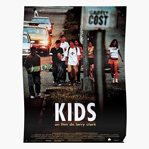 Anbugang Alcohol Movie Skate Drug Skateboard Child Kids Home Decor Wandkunst drucken Poster !