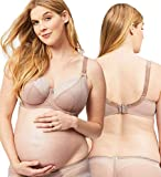 Cake Maternity TimTams Flexi Wire Nursing Bra, Balcony Supportive Maternity Bra for Breastfeeding,...