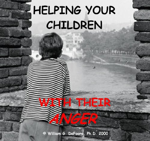 Helping Your Children with their Anger  By  cover art
