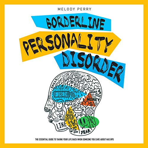 Borderline Personality Disorders  By  cover art