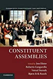 Constituent Assemblies (Comparative Constitutional Law and Policy)