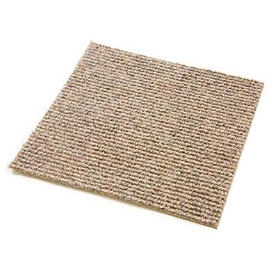 IncStores Berber Carpet Tiles (1 Tile - 1 Sqft, Sand)