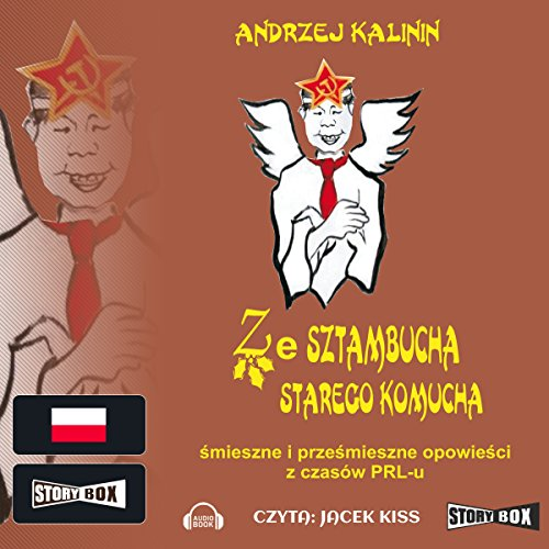 Ze sztambucha starego komucha audiobook cover art