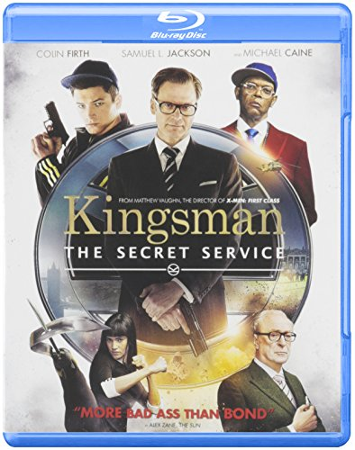 Kingsman: The Secret Service (Blu-ray + Digital Copy)