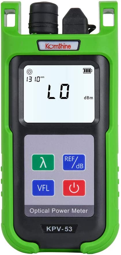 Komshine Optical Power Meter Visual Fault Quantity limited Opening large release sale Mini Locator KPV-53