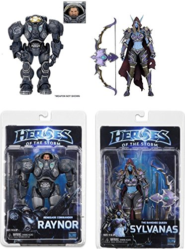 Blizzard's Heroes Of The Storm Action Figures 7