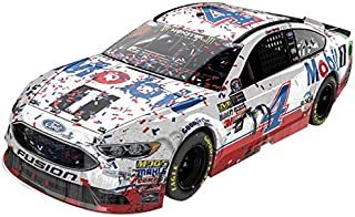 Lionel Nascar Collectables Kevin Harvick #4 Mobil 1 Sonoma Raced Win 2017 Ford Fusion 1 Diecast Car, 1:24 Scale