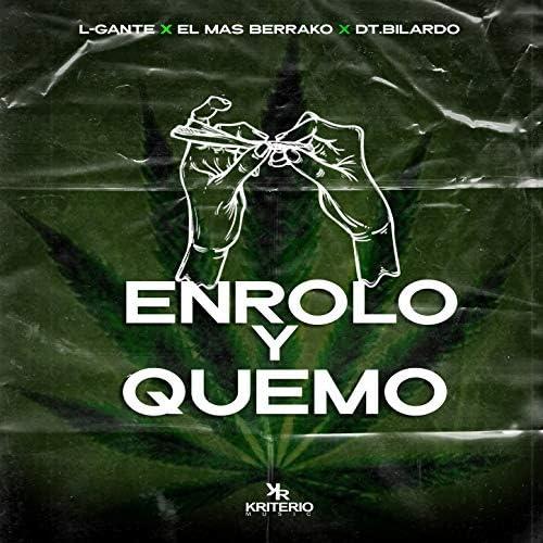 L-Gante, El Mas Berrako & DT.Bilardo
