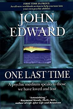 Paperback One Last Time : A Psychic Medium Speaks to Those We Have Loved and Lost Book